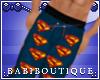 Boys Superman PJs Pants