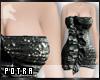 ♞  Sparkle Dress Blk