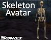 skeleton avatar