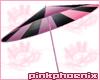 PPC Dots/Hear B Umbrella