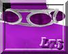 Purple Orb Choker
