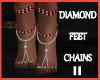 Diamond Feet Chains ll
