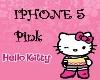 Hello Kitty Iphone5 Pink