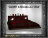 Rustic Christmas Bed w4P