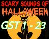 Halloween Scary Sound