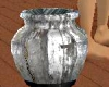 Old Metal Spittoon