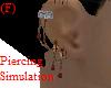 Peircing Simulation