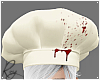 Bloodied Chef Hat