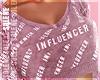 s | Influence Hoodie Pnk