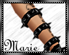 !!M ArmSpike Low Blk R