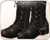 !NC Army Boots Black