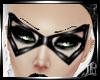 PVC Black Cat Mask