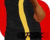 (TRSK)Hufflepuff pants