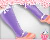 ! Beautiful Socks Shoes