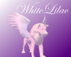 Pink Winged Lion