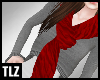 [TLZ]Red Velvet Scarf