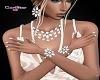 C* Lacey Jewels Set
