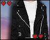 Leather Rider Jacket B