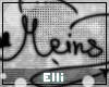 Elli // *Meins* / black