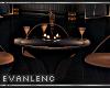 HALLOWS EVE CLUB TABLE