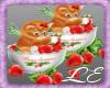Sweet Strawberry Cat