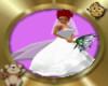 *T Wedding Dress