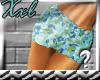 XXL | Floral Shorts