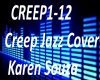 B.F  Creep Jazz Cover