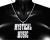 MYSTICAL MUSIC NECKLACE