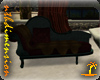 Drow Halls Green Chaise