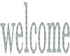 letras welcome