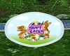 Kids Easter Trampoline