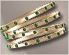 SZNS Bracelet Green L
