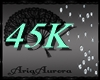 45K SUPPORT STICKER