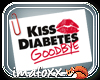 Kiss Diabetes Goodbye