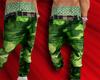 (C)Grn Camo Gamer Jeans