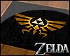 !Z Zelda Rug