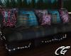 Romantic Sunrise Couch