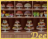 Candy & Cake Display
