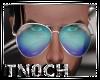 [T] SunGlasses Blue