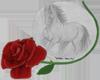Rose & Horse