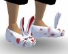 freaky Bunny slippers
