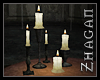 [Z] TS- Candles  Table