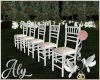 Vintage Wedding Chairs L