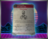 Kavinsky Wanted Poster