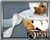 -Troi- Scarf- White