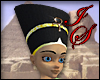 Black Egyptian Headdress
