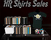 [M] HR Shirts Sales