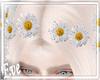 c Daisy Hairclips