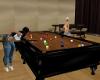 Pool Table Animated